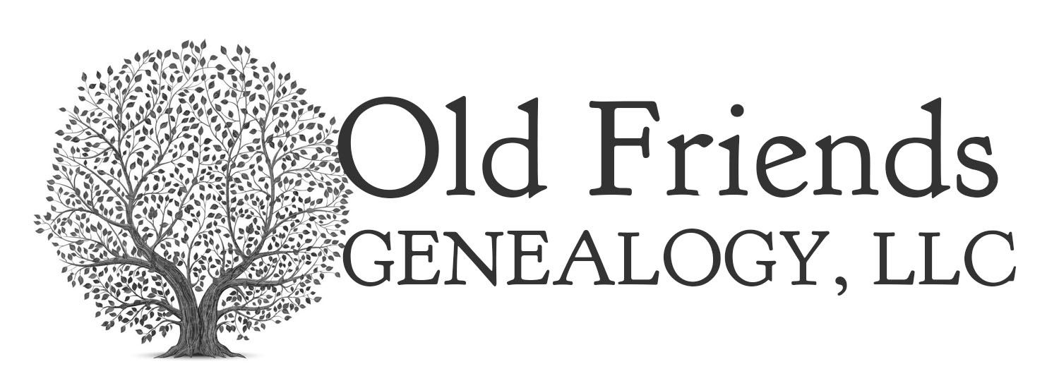 Old Friends Genealogy