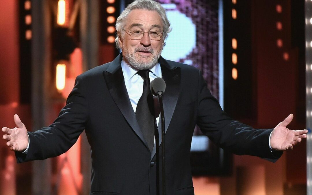 Irish genealogy experts partially trace Robert De Niro's Irish roots